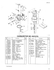 Toro 38054 521 Snowthrower Parts Catalog, 1994 page 13