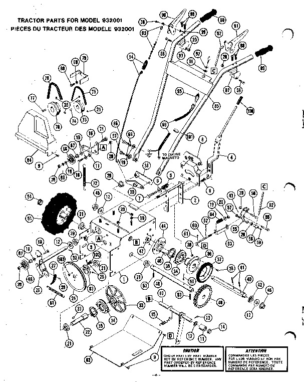 push mower engine diagram murray push mower diagram wiring diagram