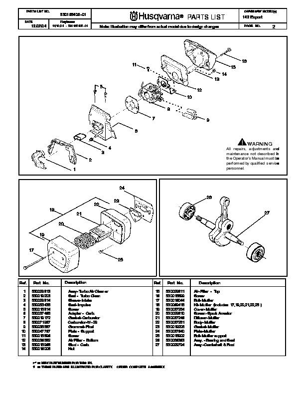 Ремонт тормоза бензопилы хускварна 142 своими руками 53