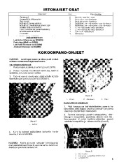 Toro 38045 524 Snowthrower Owners Manual, 1982, 1983, 1984, 1985, 1986 page 5