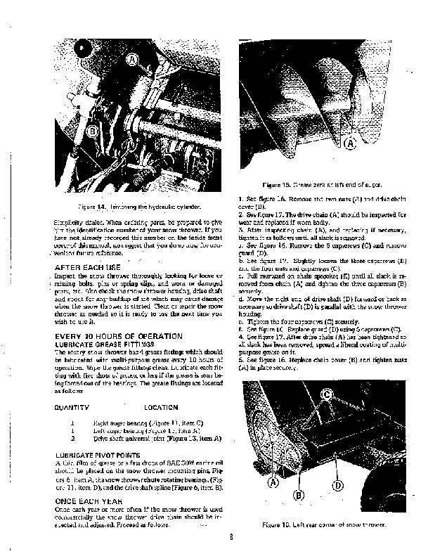 Download Craftsman Snow Thrower C950 521500 Manual.pdf