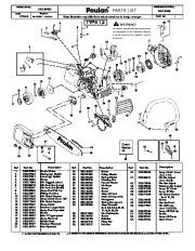 poulan chainsaw manuals page 3 poulan wild thing manual pdf poulan p4018wt owners manual