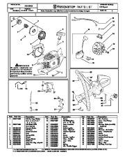 husqvarna 137 chainsaw parts manual 2001 2002 2003 2004 2005 2006 2007 rh lawn garden filemanual com husqvarna 137 user manual husqvarna 137 repair manual