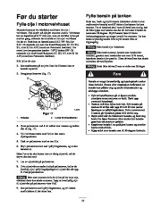 Toro 38053 824 Power Throw Snowthrower Eiere Manual, 2002 page 13