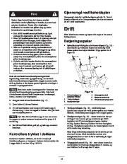 Toro 38053 824 Power Throw Snowthrower Eiere Manual, 2002 page 14