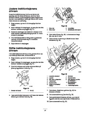 Toro 38053 824 Power Throw Snowthrower Eiere Manual, 2002 page 21