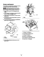 Toro 38053 824 Power Throw Snowthrower Eiere Manual, 2002 page 24