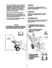 Toro 38053 824 Power Throw Snowthrower Eiere Manual, 2002 page 5