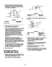 Toro 38053 824 Power Throw Snowthrower Manuale Utente, 2003 page 12