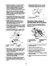 Toro 38053 824 Power Throw Snowthrower Manuale Utente, 2003 page 15
