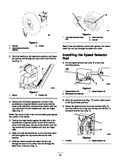 Toro 38053 824 Snowthrower Owners Manual, 2000, 2001 page 10