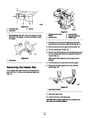 Toro 38053 824 Snowthrower Owners Manual, 2000, 2001 page 16