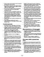 Toro 38026 1800 Power Curve Snowthrower Manuale Utente, 2009 page 2
