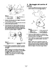 Toro 38026 1800 Power Curve Snowthrower Manuale Utente, 2009 page 6