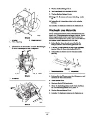Toro 38053 824 Power Throw Snowthrower Laden Anleitung, 2002 page 27