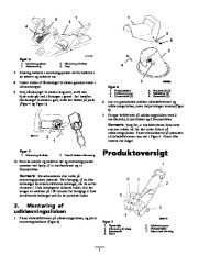 Toro 38026 1800 Power Curve Snowthrower Ejere Håndbog, 2007, 2008 page 5