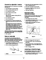 Toro 38053 824 Snowthrower Owners Manual, 2000, 2001 page 19