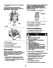 Toro 38053 824 Snowthrower Owners Manual, 2000, 2001 page 24