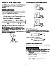 Toro 51593 Super Blower/Vacuum Owners Manual, 2010, 2011, 2012, 2013, 2014 page 5