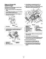 Toro 38053 824 Power Throw Snowthrower Owners Manual, 2003 page 19