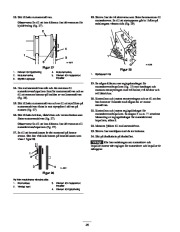 Toro 38053 824 Power Throw Snowthrower Owners Manual, 2003 page 20