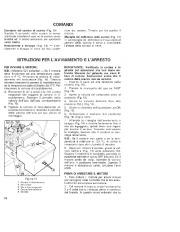 Toro 38052C 521 Snowthrower Manuale Utente, 1989 page 10