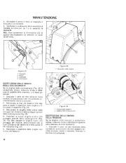 Toro 38052C 521 Snowthrower Manuale Utente, 1989 page 14