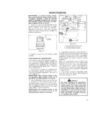Toro 38052C 521 Snowthrower Manuale Utente, 1989 page 17