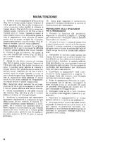 Toro 38052C 521 Snowthrower Manuale Utente, 1989 page 18