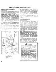Toro 38052C 521 Snowthrower Manuale Utente, 1989 page 8
