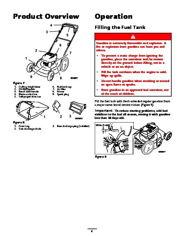 toro 20012 22 inch recycler lawn mower owners manual 2006 rh lawn garden filemanual com toro owners manuals free toro owners manual pdf
