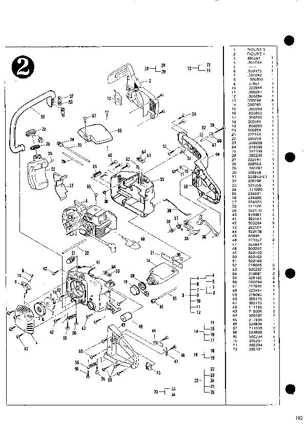 McCulloch Mac 110; Mac 120; Mac 130 Owners Manual