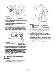 Toro 38026 1800 Power Curve Snowthrower Instrukcja Obsługi, 2009 page 5