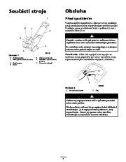Toro 38026 1800 Power Curve Snowthrower Instrukcja Obsługi, 2009 page 6