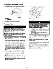Toro 38026 1800 Power Curve Snowthrower Instrukcja Obsługi, 2009 page 7
