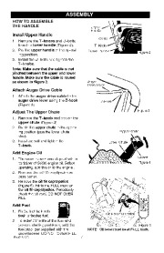 Craftsman 536.881501 Craftsman 22-Inch Snow Thrower Owners Manual page 7