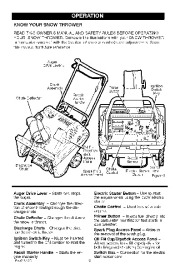 Craftsman 536.881501 Craftsman 22-Inch Snow Thrower Owners Manual page 9