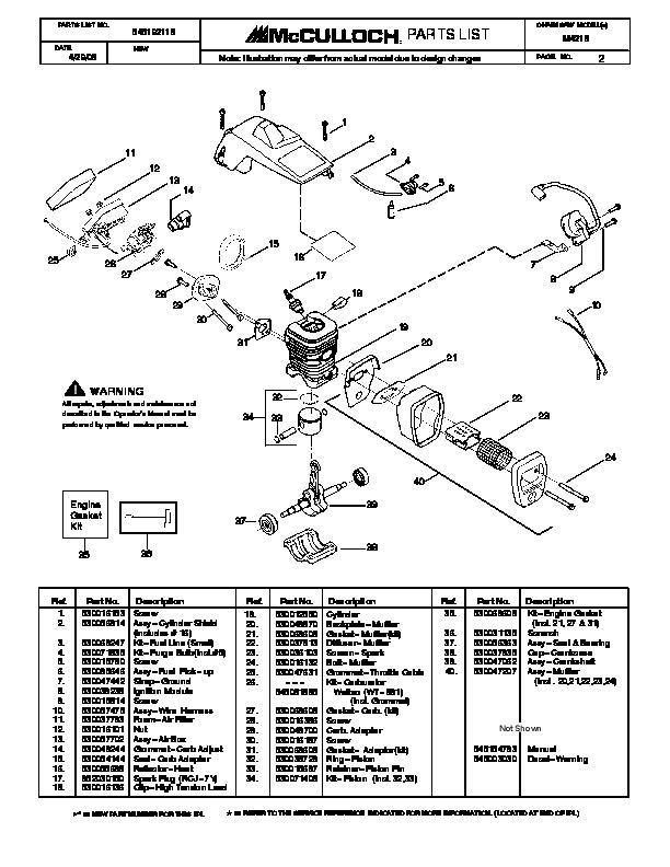 Mcculloch Zamaburetor Diagram Car Pictures - Car Canyon