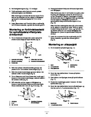 Toro 38053 824 Snowthrower Eiere Manual, 2000, 2001 page 11
