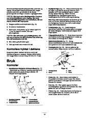 Toro 38053 824 Snowthrower Eiere Manual, 2000, 2001 page 14