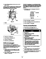Toro 38053 824 Snowthrower Eiere Manual, 2000, 2001 page 24