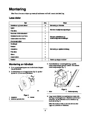 Toro 38053 824 Snowthrower Eiere Manual, 2000, 2001 page 9