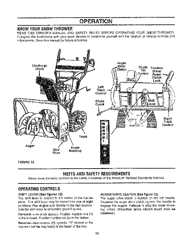 craftsman 247 885550 247 885680 24 28 inch snow blower owners manual rh lawn garden filemanual com Craftsman 22 Snowblower Manual Craftsman Repair Manual