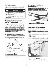 Toro 62925 206cc OHV Vacuum Blower Manuel des Propriétaires, 2003, 2004, 2005 page 11