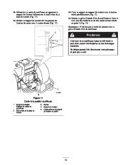 Toro 62925 206cc OHV Vacuum Blower Manuel des Propriétaires, 2003, 2004, 2005 page 13