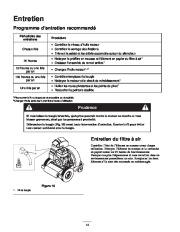 Toro 62925 206cc OHV Vacuum Blower Manuel des Propriétaires, 2003, 2004, 2005 page 14