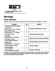 Toro 62925 206cc OHV Vacuum Blower Manuel des Propriétaires, 2003, 2004, 2005 page 6