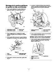 Toro 62925 206cc OHV Vacuum Blower Manuel des Propriétaires, 2003, 2004, 2005 page 7