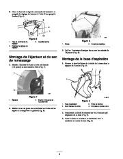 Toro 62925 206cc OHV Vacuum Blower Manuel des Propriétaires, 2003, 2004, 2005 page 8