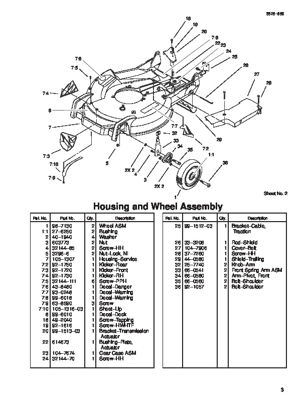 toro 20039 21 inch super recycler lawn mower parts catalog toro lawn mower repair manual toro lawn mower 20016 parts manual